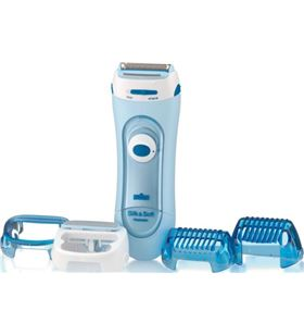 Braun afeitadora depiladora corporal LS5160 silk&s