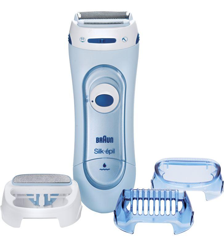 Braun afeitadora depiladora corporal LS5160 silk&s - 7924637_9332