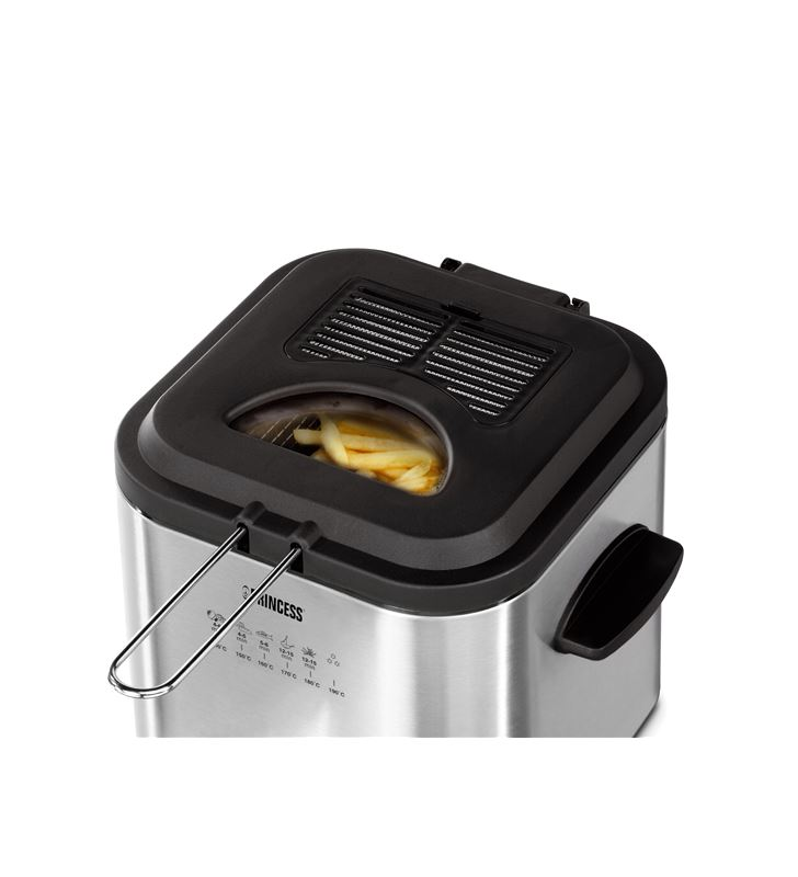 Princess mini fryer & foundue 12l 840 w ps182611 Freidoras - 1224915_5676361465
