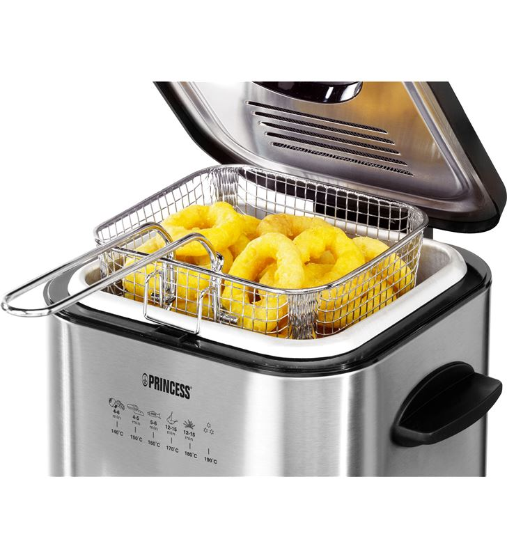 Princess mini fryer & foundue 12l 840 w ps182611 Freidoras - 1224915_8244715152