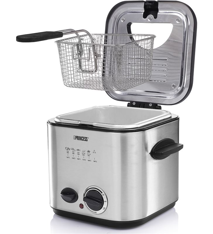 Princess mini fryer & foundue 12l 840 w ps182611 Freidoras - 1224915_3508283340