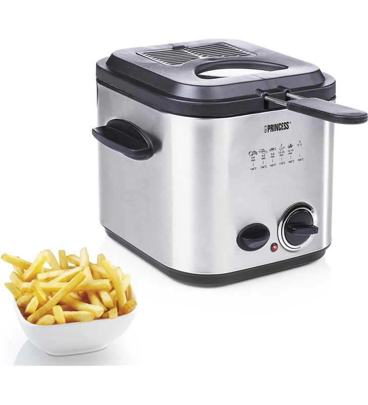 Princess mini fryer & foundue 12l 840 w ps182611 Freidoras - 1224915_3935346226