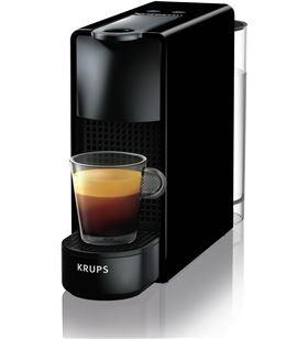 Krups cafetera nespresso XN1108PR5 essenza mini negra