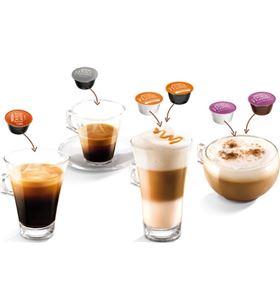 Krups cafetera automática dolce gusto movenza negra KP6008ES - KP6008ES
