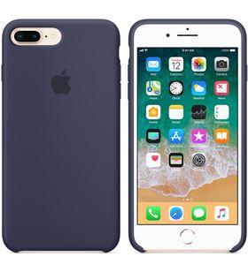 Funda Apple iphone 8 plus / 7 plus silicona azul noche MQGY2ZM/A - MQGY2ZMA