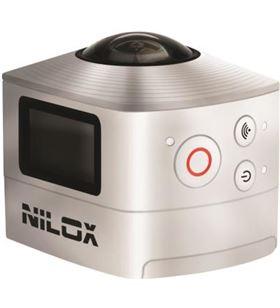 Nilox 13NXAK1800001 cámara acción evo 360 hd wifi Cámaras fotografía digitales - NIL13NXAK1800001