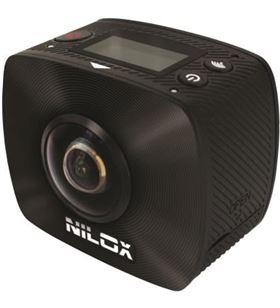 Sihogar.com 13NXAK3600001 cámara acción nilox evo 360+ fhd wifi - NIL13NXAK3600001