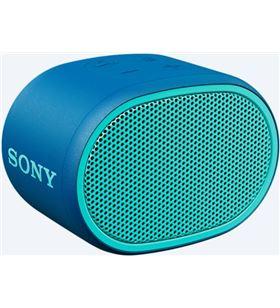 Altavoz portatil Sony srs-xb01l extra bass bluetooth azul SRSXB01L_CE7 - SRSXB01L