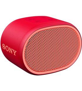 Altavoz portatil Sony srs-xb01r extra bass bluetooth rojo SRSXB01R - SRSXB01R