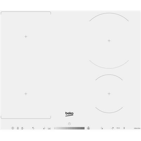 Encimera inducción Beko hii64500fhtw HII 64500 FHTW - HII64500FHTW
