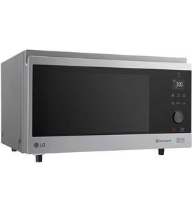 Lg MJ3965ACS horno microondas con grill 4 en 1 negro metalizado - LGMJ3965ACS