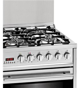 Meireles cocina convencional E610X, 4 fuegos,nat Cocinas vitroceramicas - E610X