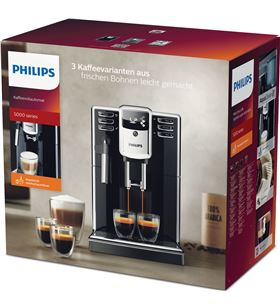 Cafetera express Philips EP5310/20 automatica negra - EP531020