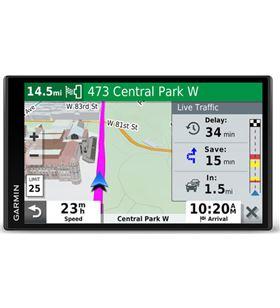 Navegador gps Garmin drivesmart 65 eu mt-s 6,95'' toda europa 45 010_02038_12 - GAR010_02038_12