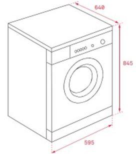 Teka secadora de condensación tks 893 h blanco 40854002 - 40854002