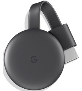 Google chromecast 3ª generación CHROMECAST_3 Accesorios para televisores - 0842776106261