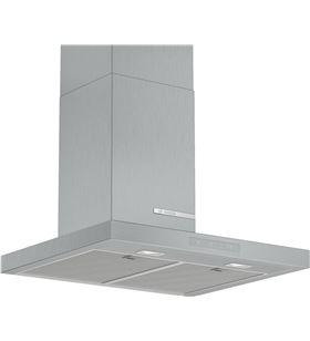 Bosch, DWB67CM50, campana, pared box slim, a, encastrable, 60 cm, 671 m3/h, - DWB67CM50