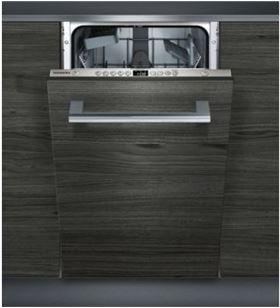 Siemens, SR635X04IE, lavavajillas, a++, totalmente integrable, 45 cm , 9 se