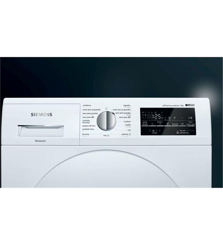 Siemens WT47W461ES secadora bomba de calor 8kg a+++ libre instalación, 60 - 70327044_6298330088