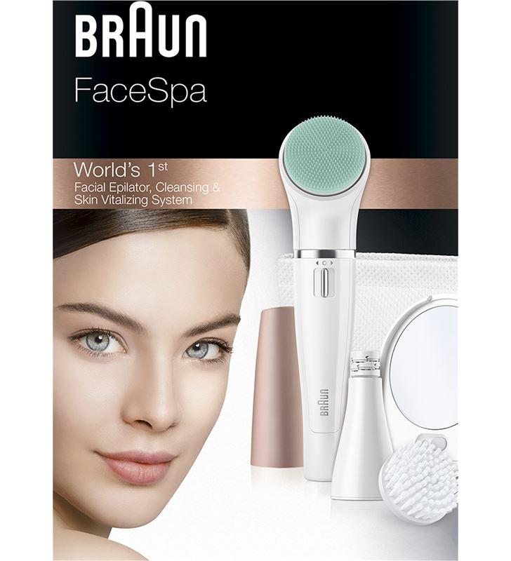 Braun 851_V depiladora 851 v cuidado facial premium multipack - 34572800_3949200914