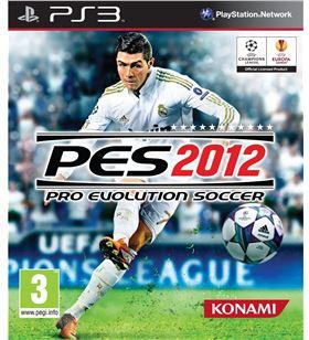 Sony juego ps3 pro evolution soccer 2012 41865 Juegos - 41865
