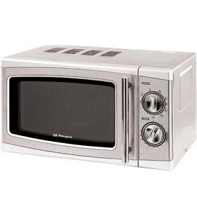 Orbegozo microondas grill 20l MIG2011 inox 700w