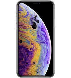 Apple movil iphone xs 5.8'' 256gb silver mt9j2ql/a