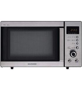 Daewoo kog-a8b5r microondas con grill 23l 800w acero inoxidable KOGA8B5R