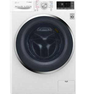 Lavadora secadora Lg F4J8JH2WD 10,5 + 7 kg 1400 rpm