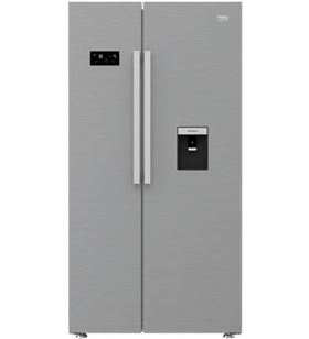 Beko americano / neo frost / inox electronico / snt / zona 0º / gn163221xb modelo nuevo