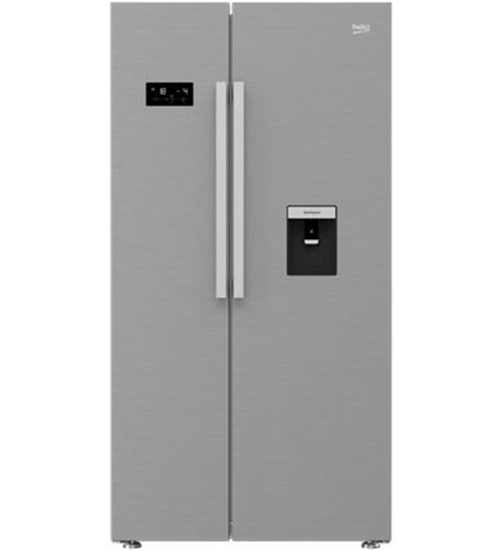 -Beko americano / neo frost / inox electronico / snt / zona 0º / gn163221xb modelo nuevo - 8690842197642