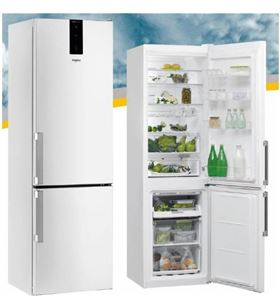 Frigorífico combi Whirlpool w7 9210 wh clase a++ no frost 201cm W7921OWH - 8003437902710