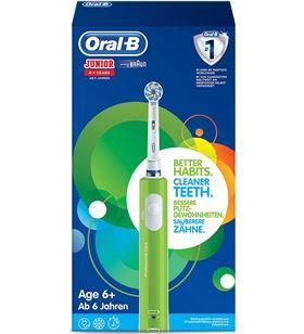 Braun cepillo dental d16 junior verde d16juniorv Cepillo dental eléctrico - D16JUNIORV
