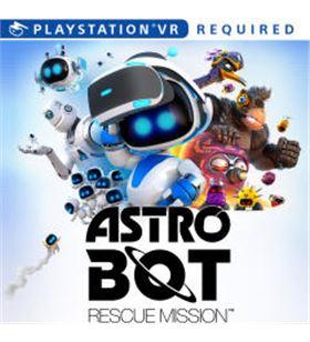Sony 9762911 juego ps4 exclusivo para vr astro bot - 9762911