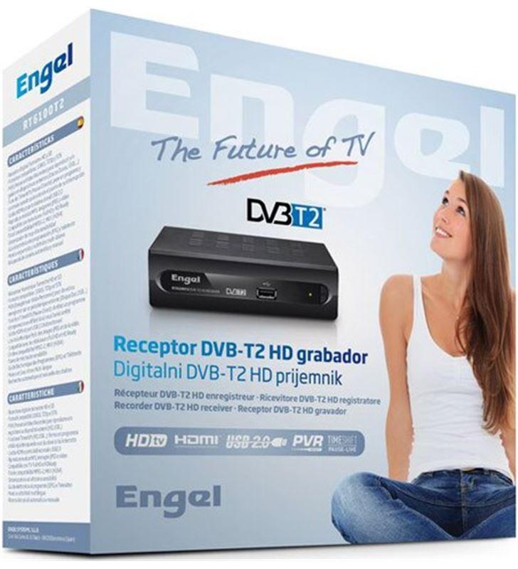 Engel RT6100T2 tdt hd usb grabador ( dv3 t2 ) eng Sintonizadores Satélite - 33431753_8113876292