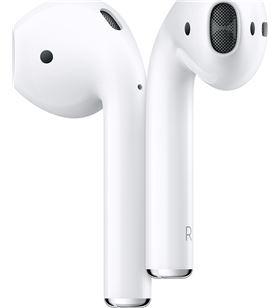 Apple MV7N2TY/A auriculares airpods blanco con estuche de carga - MV7N2TYA