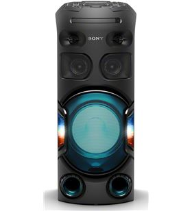 Altavoz trolley bluetooth 360º Sony mhc-v42d cd/dvd/usb/hdmi/led/micrófono MHCV42D_CEL - SONMHCV42D_CEL