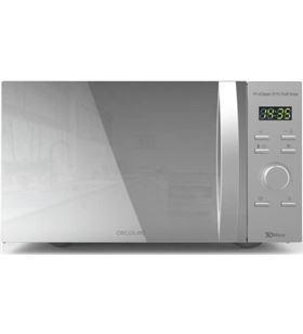 Cecotec 01542 microondas proclean 8110 28l grill inox - PROCLEAN-8110-FULL-INOX