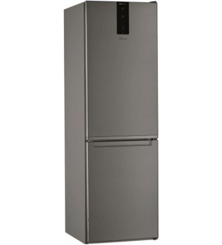 Whirlpool W7821OOX frigorífico combi total no frost clase 189x59,6 cm e - W7821OOX