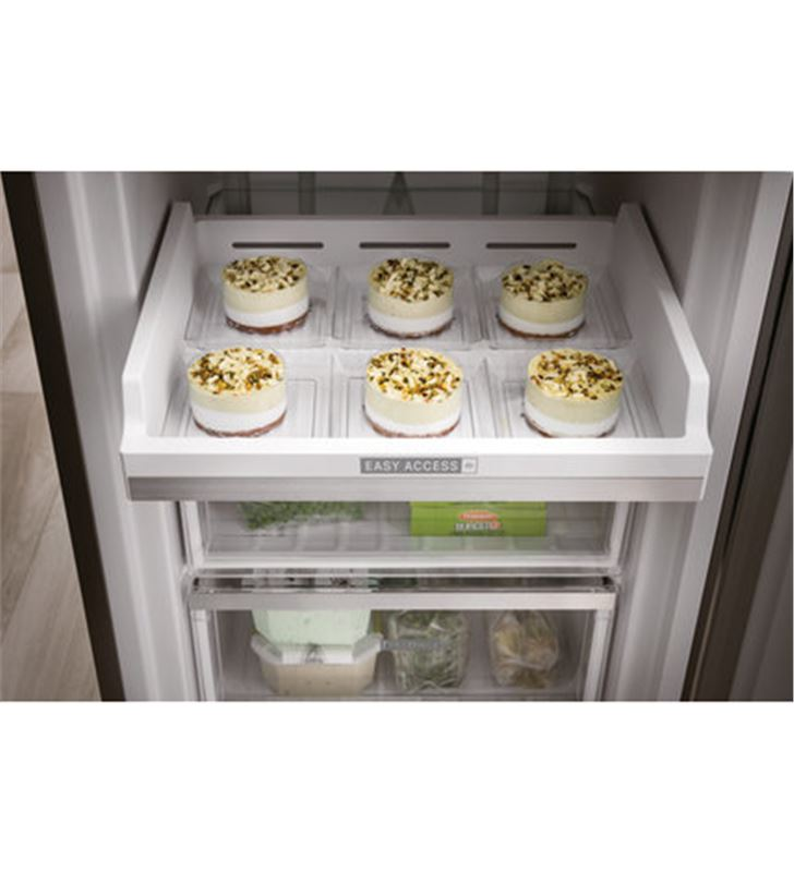 Whirlpool W7821OOX frigorífico combi total no frost clase 189x59,6 cm e - 71332594_7960522202
