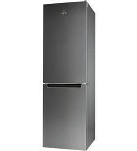 Indesit frigorífico combinado XIT8 T1E X 188cm Frigoríficos combinados - XIT8 T1E X