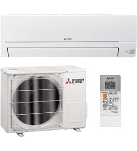 Aire 1x1 2150f/c inverter Mitsubishi msz-hr25vf blanco a++ MSZHR25VF - 4902901857614
