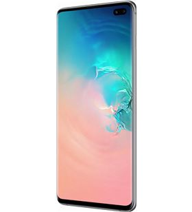 Teléfono libre Samsung galaxy s10+ 16,26 cm (6,4'') qhd+ 128/8gb blanco SM_G975FZWDPHE - SAMSM_G975FZWDPHE