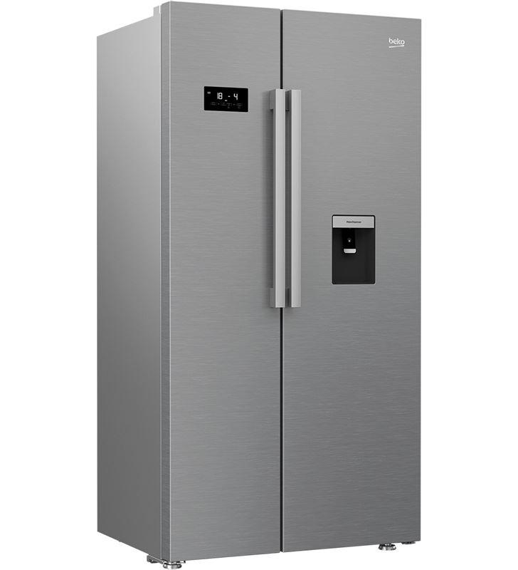 -Beko americano / neo frost / inox electronico / snt / zona 0º / gn163221xb modelo nuevo - IMAGEN2