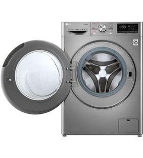 Lg lavadora carga frontal F4WV710P2T 10.5 kg 1400 rpm a+++ acero inoxidable - LGF4WV710P2T
