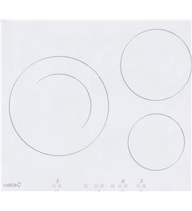 Vitroceramica inducción independiente ib 6203 wh Cata 08073108 - 08073108