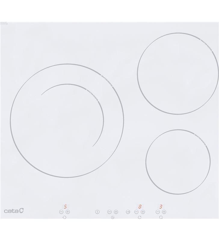 Cata 08073108 vitroceramica inducción independiente ib 6203 wh - 08073108