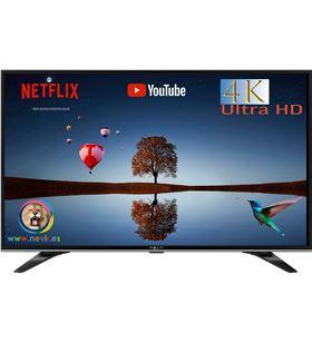Smart tv Nevir 43'' led ultrahd 4k NVR9000434K2SM Televisores pulgadas - NVR9000434K2SM