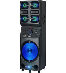 Mini cadena portatil Sakkyo APM1012 xxl bateria recargable 800w karaoke blu - 8435555800379