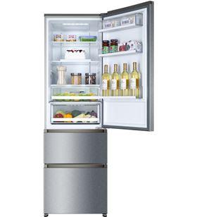 Haier frigorífico combi A3FE835CGJE 190cm a+++ Frigoríficos combinados - A3FE835CGJE